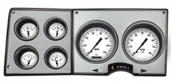 Classic Instruments - Classic Instrument Gauge Kit (White Hot Series)