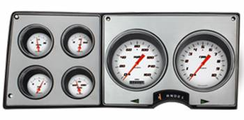 Classic Instruments - Classic Instrument Gauge Kit (Veloctiy White Series)