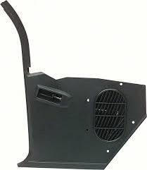 OER (Original Equipment Reproduction) - Kick Panel LH - Image 1