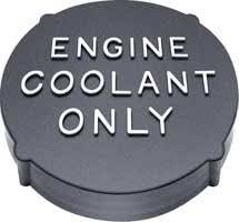 OER (Original Equipment Reproduction) - Radiator Overflow Bottle Cap - Image 1