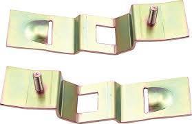 OER (Original Equipment Reproduction) - Seat Brackets - Image 1