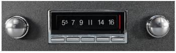 Custom Auto Sound - USA-740 AM/FM Blue Tooth Radio