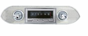 Custom Autosound - USA-740 AM/FM Blue Tooth Radio - Image 1