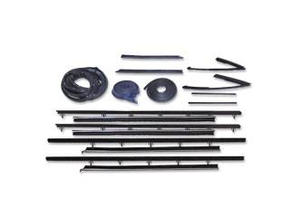 H&H Classic Parts - Deluxe Weatherstrip Kit - Image 1
