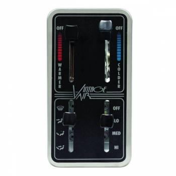 Vintage Air - Vintage Air GEN II Horizontal Control