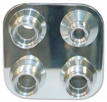 Vintage Air - Square Bulk Head with 6-10 Fittings - Image 1