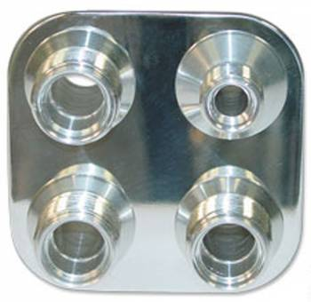 Vintage Air - Square Bulk Head with 8-10 Fittings - Image 1