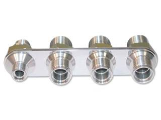Vintage Air - Inline Bulk Head with 6-10 Fittings - Image 1