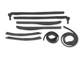 Soff Seal - Roof Rail and Top Seal Kit - Image 1
