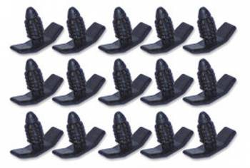Soff Seal - Hood to Cowl Seal Clip Set (Plastic) - Image 1
