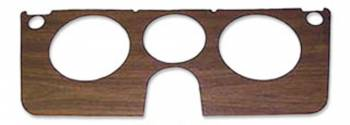 Repops - Woodgrain Dash Decal without Gauges - Image 1