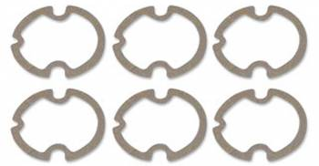 Repops - Taillight Lens Gaskets - Image 1