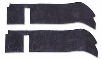 Repops - Rear Body Dust Seals - Image 1