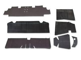 Repops - Sound Deadener Kit (Factory Style) - Image 1