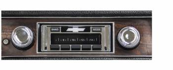 Custom Autosound - USA-630 AM/FM Radio - Image 1