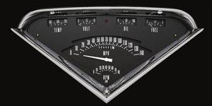 Classic Instruments - Classic Instruments Tach-Force Gauge Kit (Hot Rod Series) - Image 1