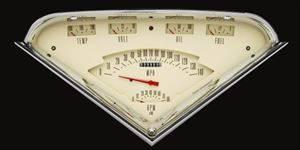 Classic Instruments - Classic Instruments Tach-Force Gauge Kit (Antique Series) - Image 1