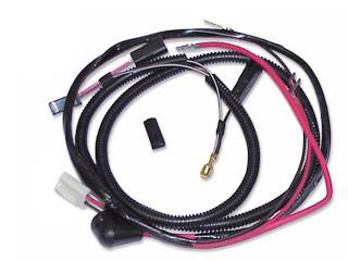American Autowire - Alternator Conversion Harness with Internal Regulator - Image 1