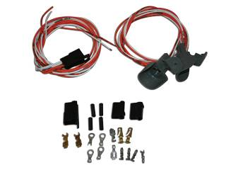 American Autowire - Under Dash Courtesy Light Kit - Image 1