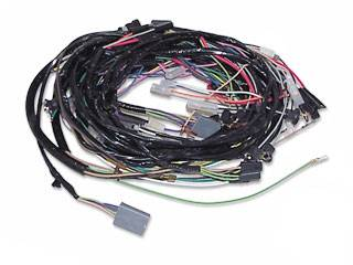 American Autowire - Complete Wiring Set - Image 1