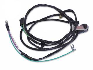 American Autowire - Engine/Ignition Harness - Image 1
