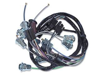 American Autowire - Dash Cluster Harness - Image 1