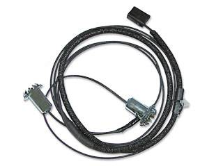 American Autowire - Deck Lid Harness - Image 1