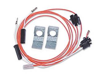 American Autowire - Under Dash Courtesy Light Harness - Image 1