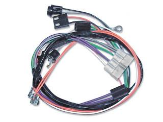 American Autowire - Console Harness with Clock Lead - Image 1
