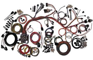 American Autowire - Classic Update Wiring Kit - Image 1