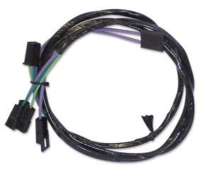 American Autowire - Console Extension Harness - Image 1