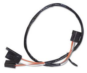 American Autowire - Console Extension Harness (for Clock and Courtesy Light) - Image 1