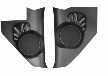 Custom Autosound - Kick Panel Speakers - Image 1