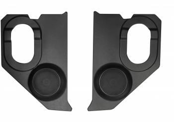Custom Autosound - Kick Panels with 130 Watt Speakers - Image 1