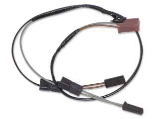American Autowire - Clock Harness - Image 1