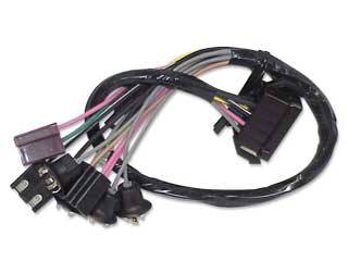 American Autowire - Console Gauge Harness - Image 1