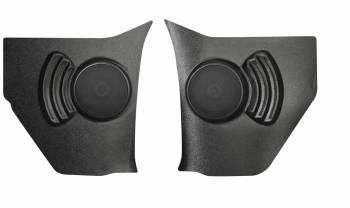 Custom Autosound - Kick Panel Speakers with 130 Watt Speakers - Image 1
