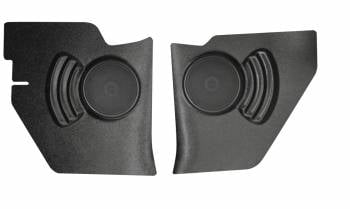 Custom Autosound - Kick Panel Speakers with 130 Watt Speakers - Image 1