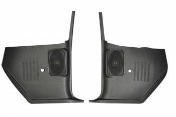 Custom Autosound - Kick Panel Speakers - Image 1
