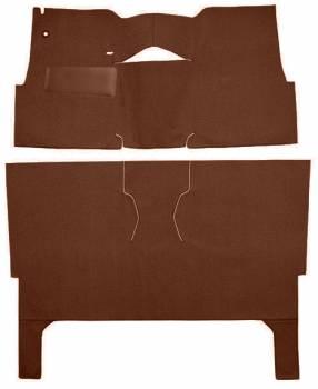 Auto Custom Carpet - Copper 80/20 Loop Carpet - Image 1