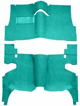 Auto Custom Carpet - Aqua 80/20 Loop Carpet - Image 1