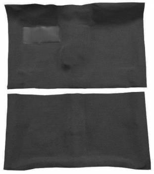 Auto Custom Carpet - Black 80/20 Loop Carpet - Image 1