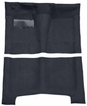Auto Custom Carpet - Dark Blue 80/20 Loop Carpet - Image 1
