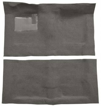 Auto Custom Carpet - Gray 80/20 Loop Carpet - Image 1
