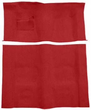 Auto Custom Carpet - Carpet 80/20 Red - Image 1
