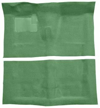 Auto Custom Carpet - Light Green 80/20 Loop Carpet - Image 1