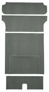 Auto Custom Carpet - Gray Daytona Loop Cargo Deck Carpet - Image 1
