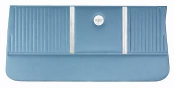 Distinctive Industries - Front Door Panels Light Blue - Image 1