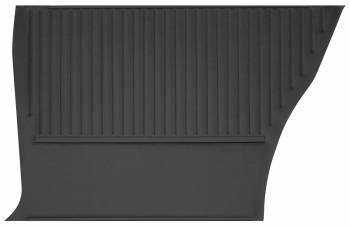 Distinctive Industries - Rear Panels Black - Image 1