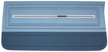 Distinctive Industries - Front Door Panels Blue (2-Tone) - Image 1